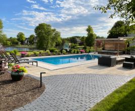 vacation at home - landscape design