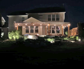 landscape lighting Indianapolis